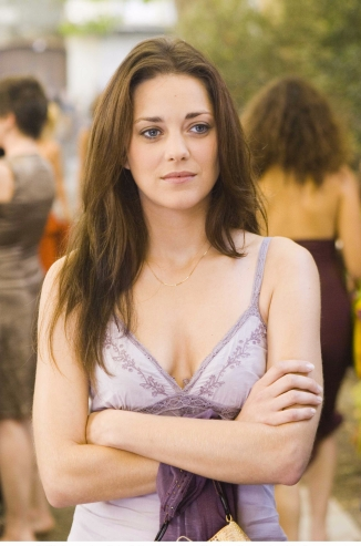 G- 339 French actress Marion Cotillard stars as Fanny Chenal, a cafŽ owner who catches the eye of London businessman Max Skinner in A GOOD YEAR.