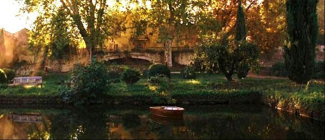 Provencal villa,Chateau La Canorgue,villa in Good Year movie (9)[1]